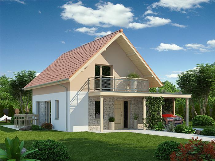 nový dom