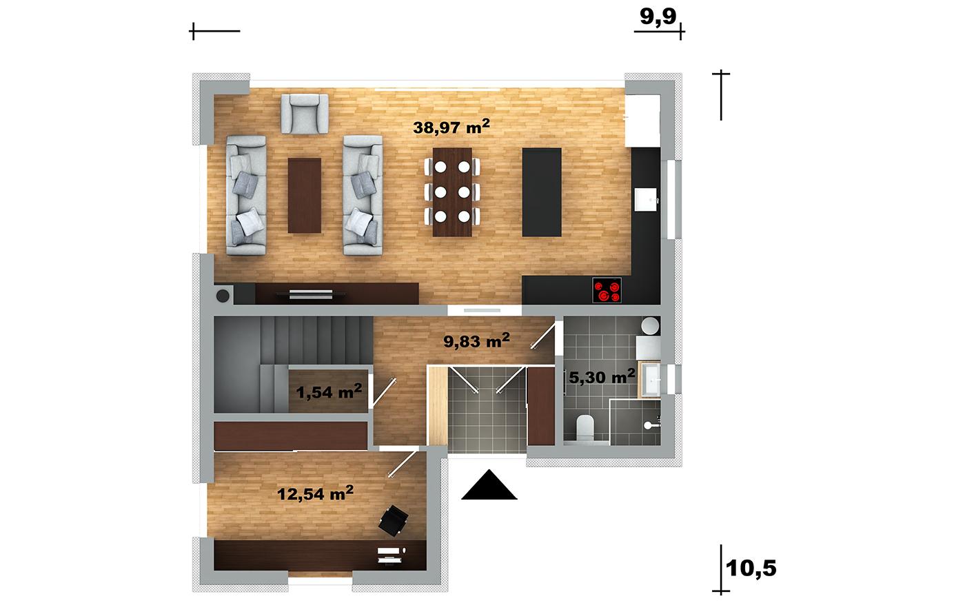 Dom Dominik 46