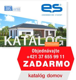 katalóg rodinných domov ES